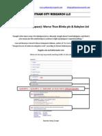 Blucora (i.e. Infospace)