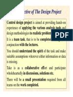 Desn Proj Brief
