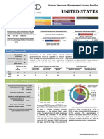OECD HRM Profile - United States