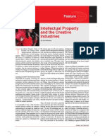 Intellectual Property and the Creative Industries