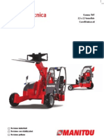 Manitou TMT (IT) Datasheets