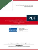 Aportaciones de la toxicogenómica- de los  procedimientos in vitro a la evaluación del  riesgo