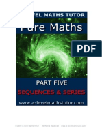 Math HL test prep questions Arithmetic and geometric sequences 147