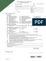 Form Survey Request