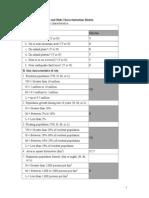 Assessment Exercise Worksheet