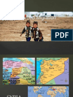 Syria - Forced Migration