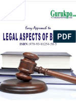 Legal Aspects of Indian Business