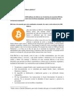 BitCoin. Sustituto Del Dinero Plastico
