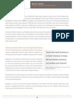 Fishbowl Inventory White Paper