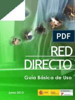 Guia de Uso Red Directo