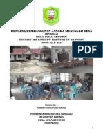 Rencana Pembangunan jangka Menengah Desa ( RPJM Desa ) Suka Gerundi 2011-2015.pdf