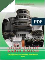 Pedoman Penulisan Karya Ilmiah _ UPI _ 2013