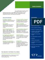 Datasheet AventX Oracle Connector (1)
