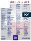 2014 Primary Voter Guide