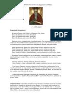 ACATISTUL Sfântului Macarie Egipteanul