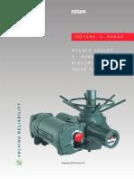Motor Operated Valve Rotork