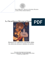 La Vita Di Stefano Decanski Di Gregorio Camblak