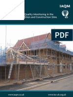 Guidance on Air Quality Monitoring in the Vicinity of Demolition and Construction Sites