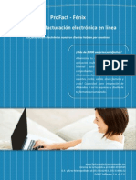 Sistema de Facturacion Electronica Fenix