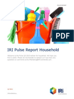 Pulse Report Household Q3 2013