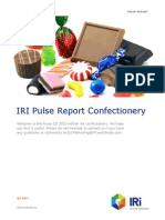 Pulse Report Confectionery Q3 2013