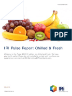 Pulse Report Chilled and Fresh Q3 2013