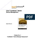 9781782172147_Citrix_XenMobile_Mobile_Device_Management_Sample_Chapter