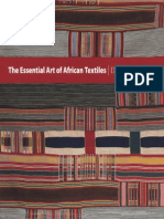 The Essential Art of African Textiles Design Without End