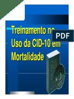 Mortalidade Treinamento Cid-10 Final