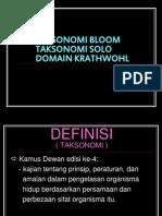 3 Taksonomi Bloom