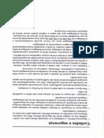 CUIDADOS-SEGURANÇA-ESPECIFICAÇÃO TÉCNICA-PARTE ELÉTRICA