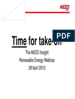 Renewables Webinar Presentation