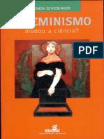 O feminismo mudou a ciência- Londa Schiebinger