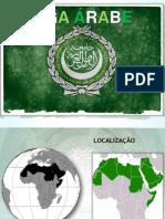 Slides - Liga Árabe (1)