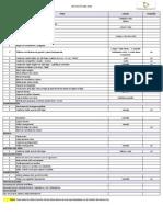 2nd Grade Lista de Utiles 2014
