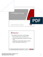 Microsoft PowerPoint - 09 OEO300010 LTE Network Tuning ISSUE1