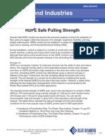 Safe Pulling Strength 10-10