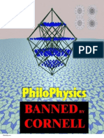 Philo Physics Banned By Cornell