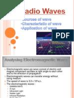 Physic Presentation (Radio Waves)