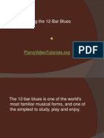 Playing the 12 Bar Blues
