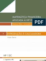 13-02-2014 - MATEMÁTICA FINANCEIRA