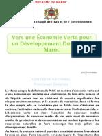 d2s5.1 Amal Moufarreh Présentation Economie verte maroc
