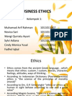 5. Business Ethics