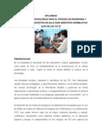 Presentacion Final Curriculum II