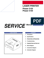 Xerox Phaser 3120,3130 service manual