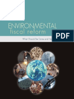Env Fiscal Reform