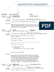 Greenfield Massachusetts Police Log 02/06/2014 through 02/17/2014