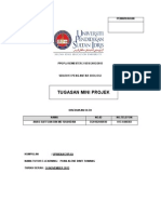 Tugasan Mini Projek D20102040930