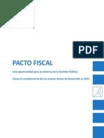 Pacto Fiscal Bolivia