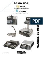 DIBAL MISTRAL49-M500WMES16